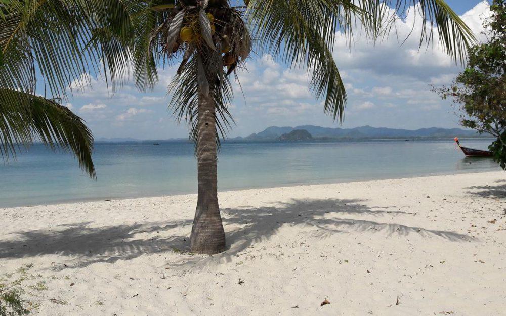 Øhop i Andamanerhavet