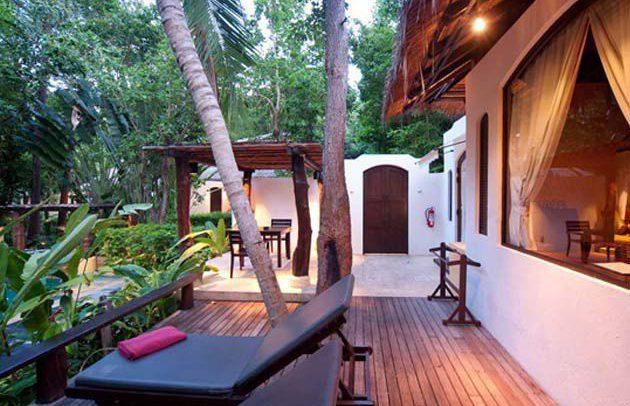 Garden Villa Paradee Resort